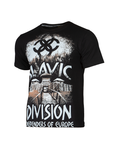 T-SHIRT DEFENDERS OF EUROPE...
